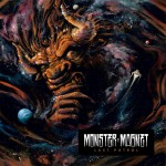 Monster Magnet Last Patrol album cover