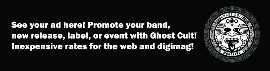 Advertise with Ghost Cult