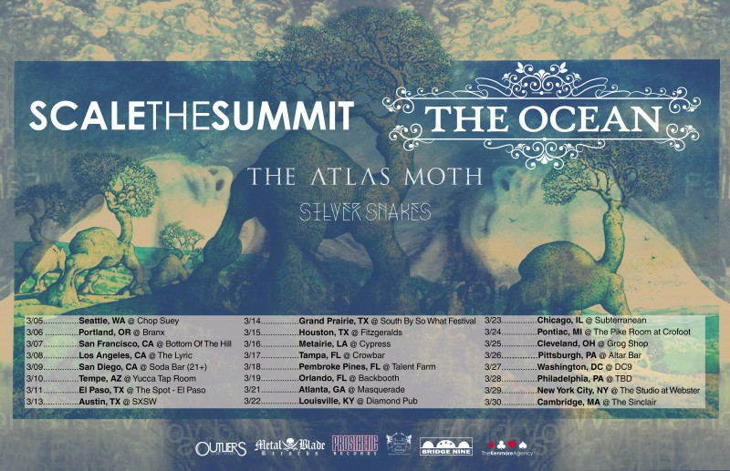 sts the ocean tour admat