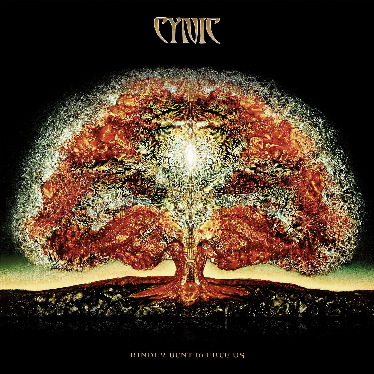 Cynic- 'Kindly Bent To Free Us'