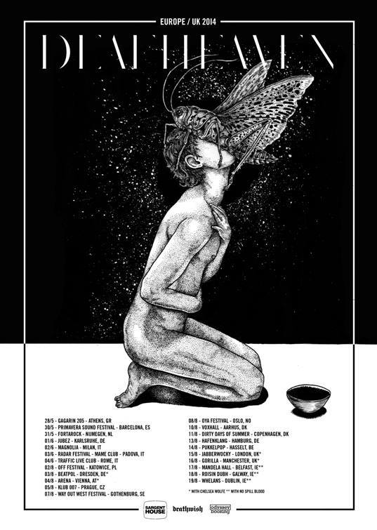 DEAFHEAVEN ON TOUR