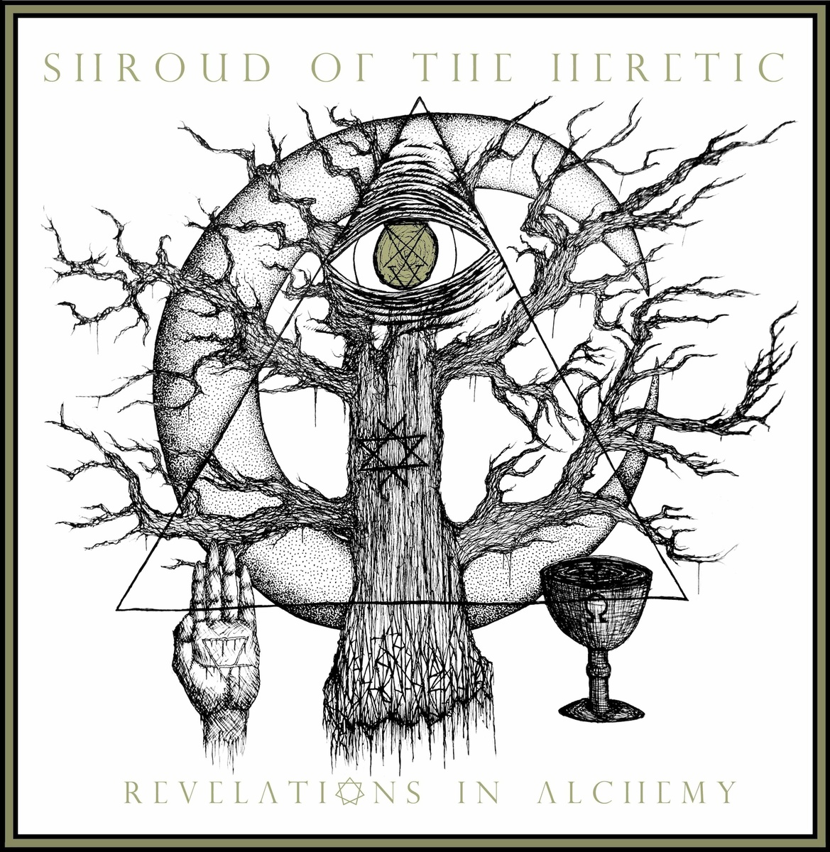 shroud of the heretic revelations in alchemy ghost cult magazine