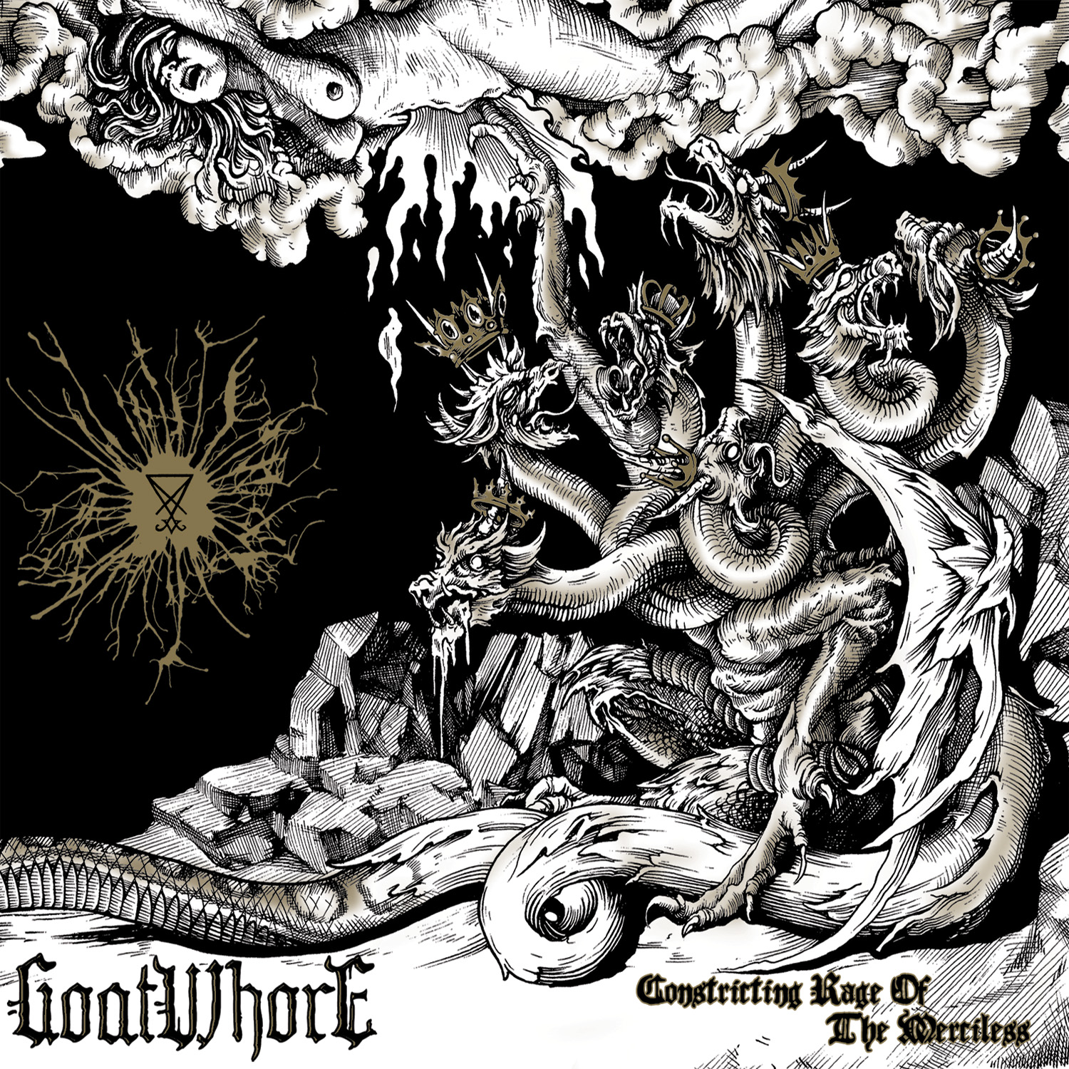 Goatwhore – 'Constricting Rage of the Merciless'