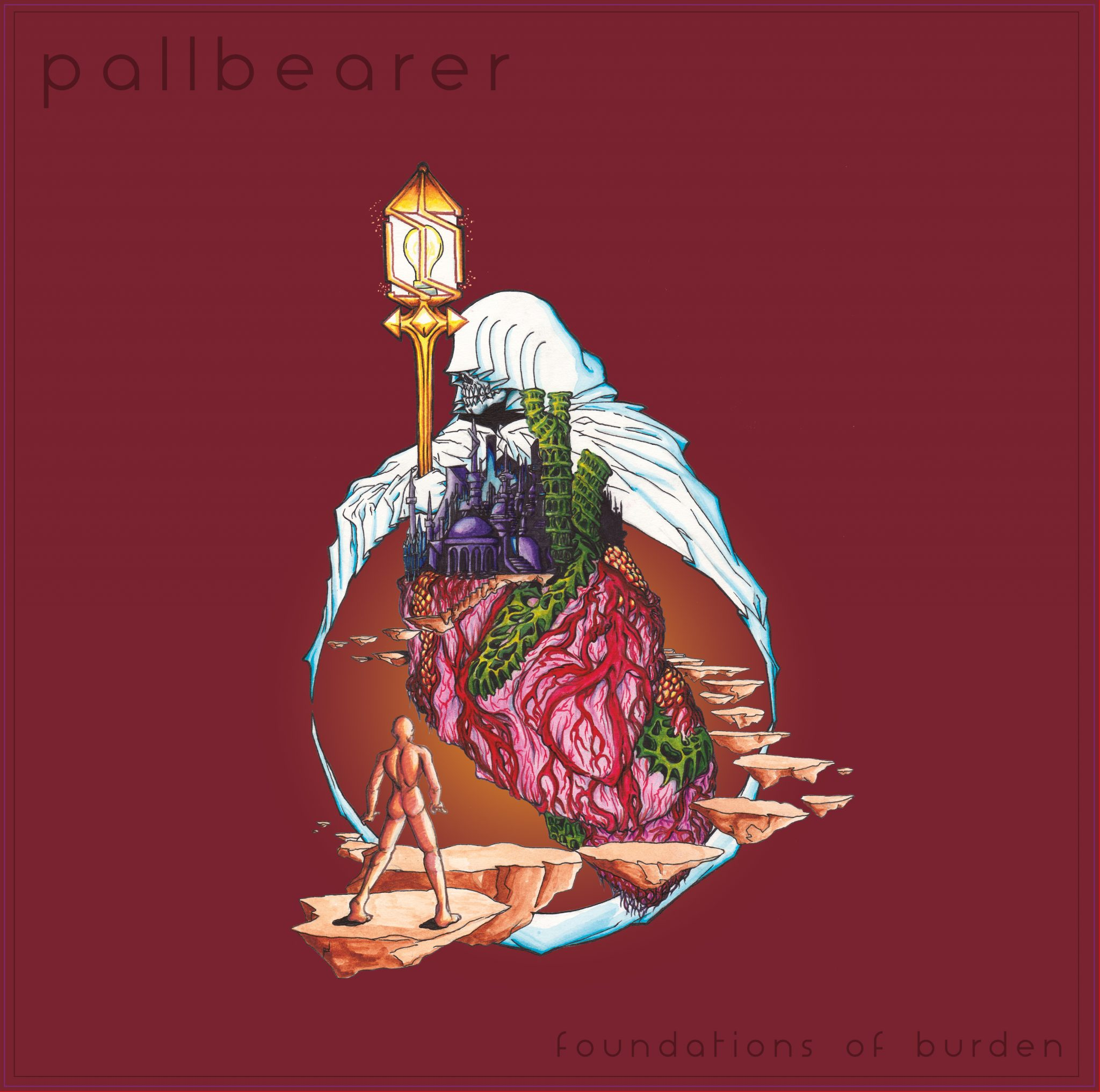 Pallbearer – 'Foundations of Burden'