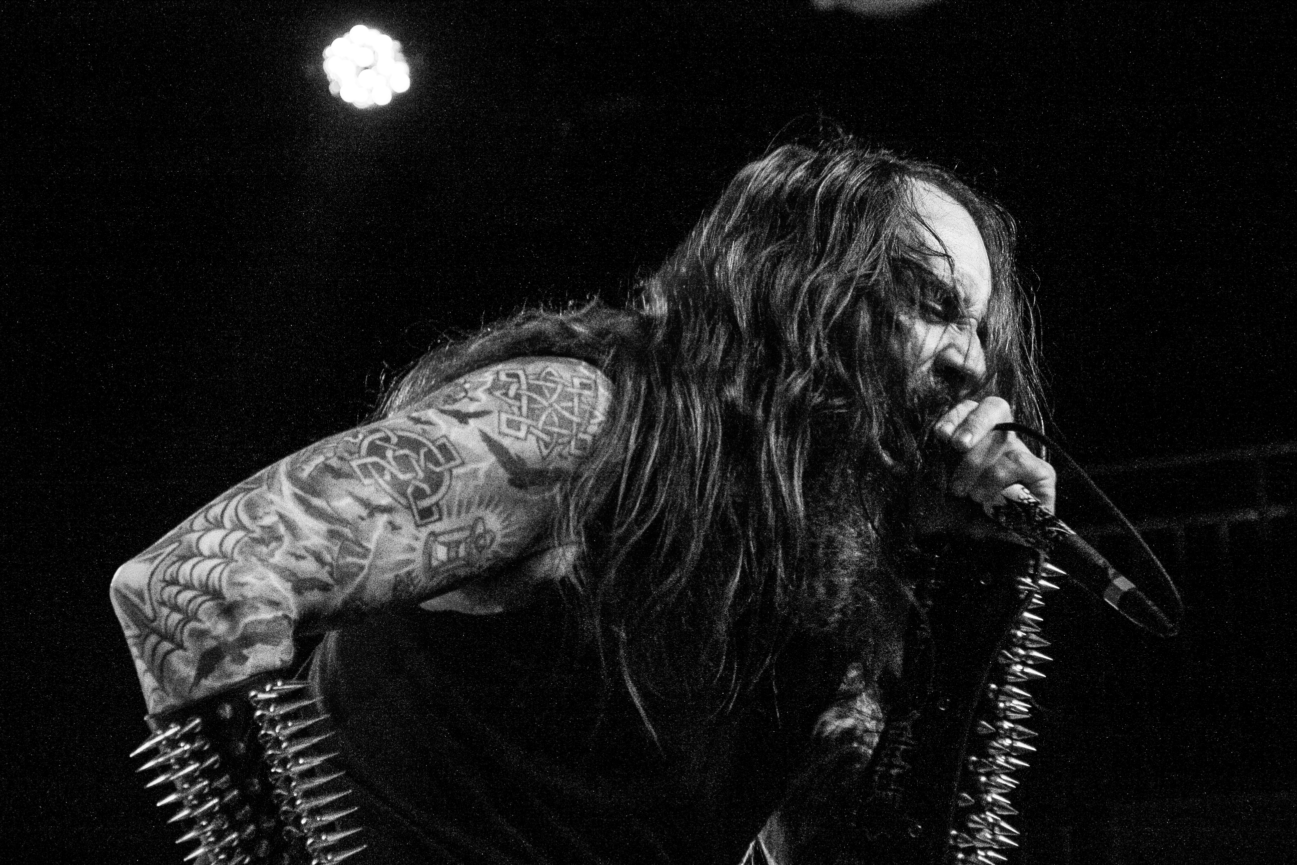Skeletonwitch - Ghoul - Black Anvil: Live At the Sinclair ...