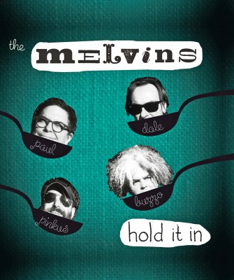 the melvins hold it in cover