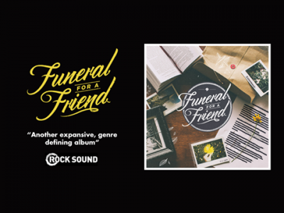 funeral for a friend chapter and verse
