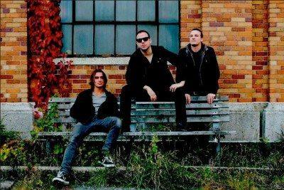 newborn band photo