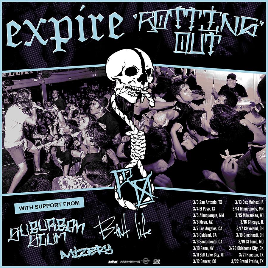 Expire Ghost Cult Magazine