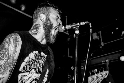 Cancer Bats, Photo by Meg Loyal Photography