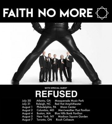 faith no more refused tour dates