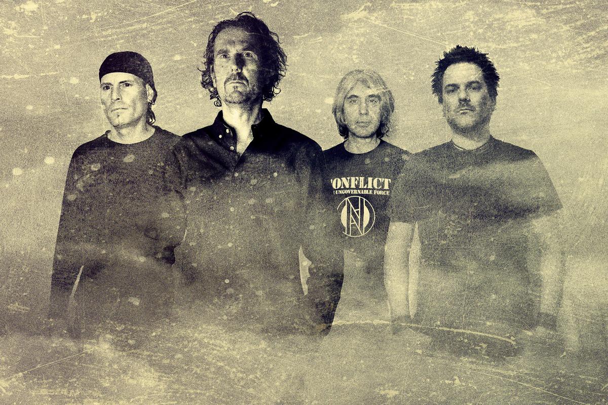Banad Metal Pillar : Album stream tau cross ghost cult magazine