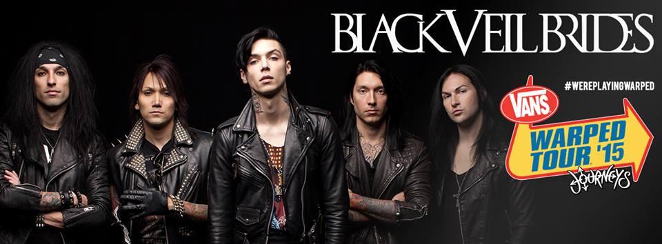 Black Veil Brides Posts Cover Art For New Live DVD Alive ...