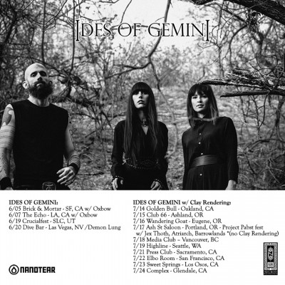 ides of gemini summer tour 2015