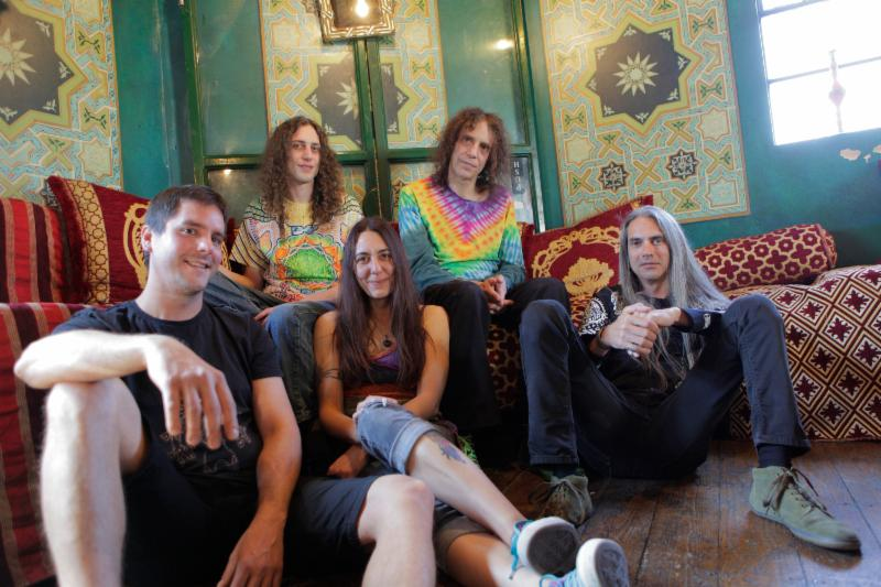 Ozric Tentacles Tour