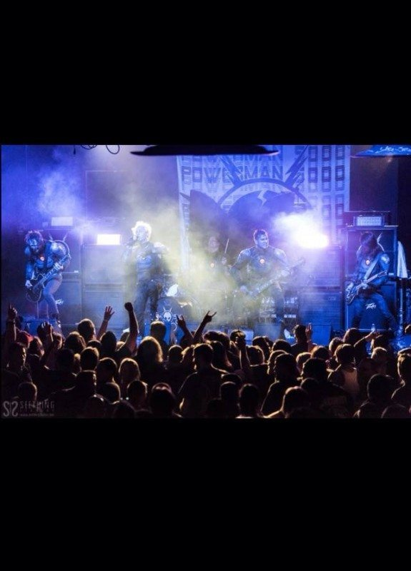 Powerman 5000 soil and 3 years hollow confirm summer tour for Soil tour dates 2015