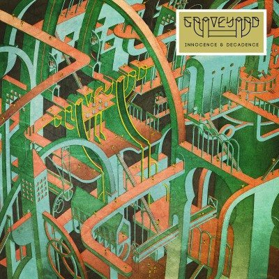 graveyard innocence and decadence album cover