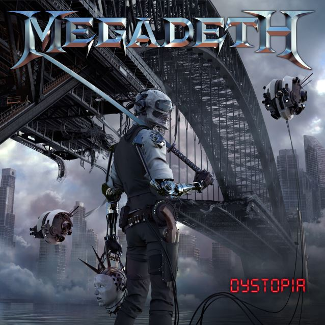 Megadeth - Dystopia