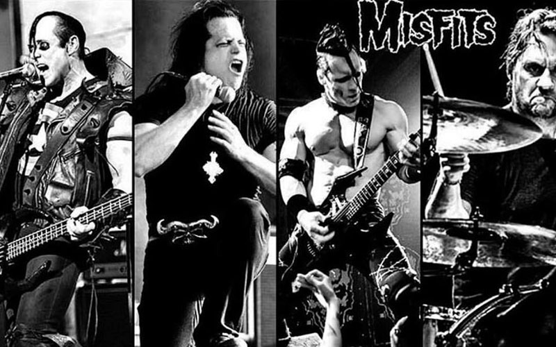 The Misfits Reunion Continued At Chicago Riot Fest