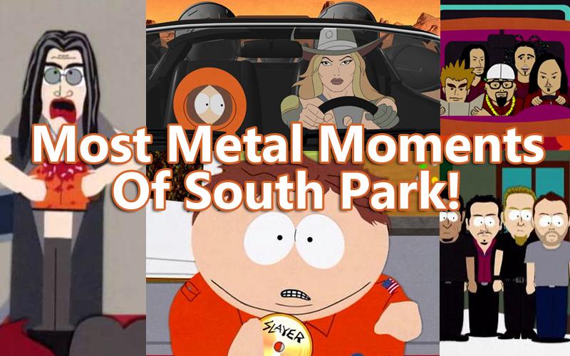 Metal Moments Metal Moments