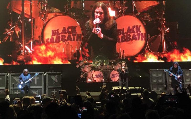Black Sabbaths Final Tour
