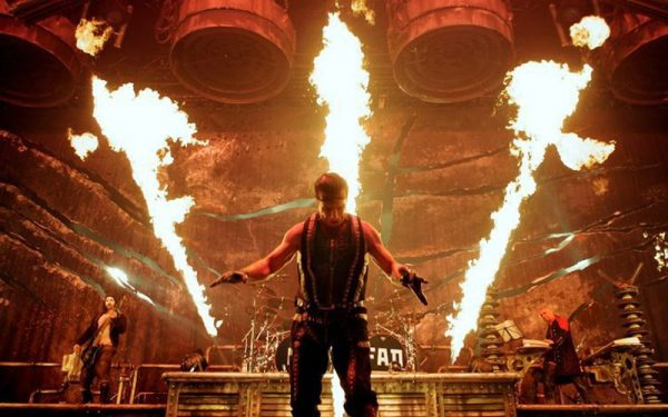 rammstein closes in on new album release and world tour for 2019 ghost cult magazine. Black Bedroom Furniture Sets. Home Design Ideas