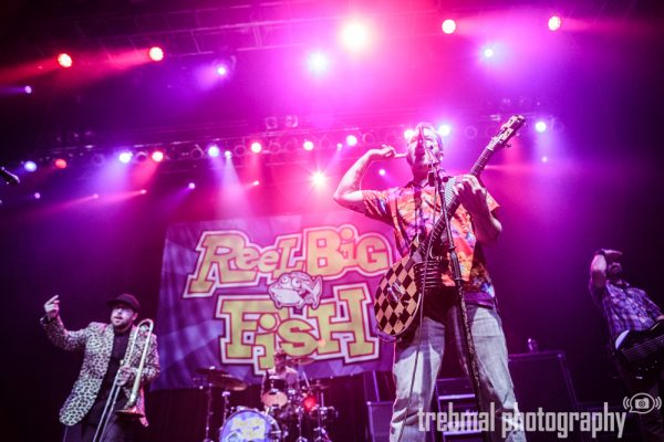 reel big fish tour boston