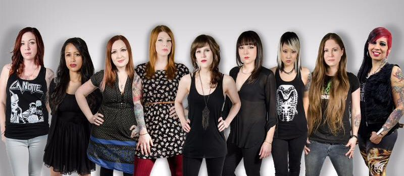 Kittie Reunites For A Career Spanning Show New
