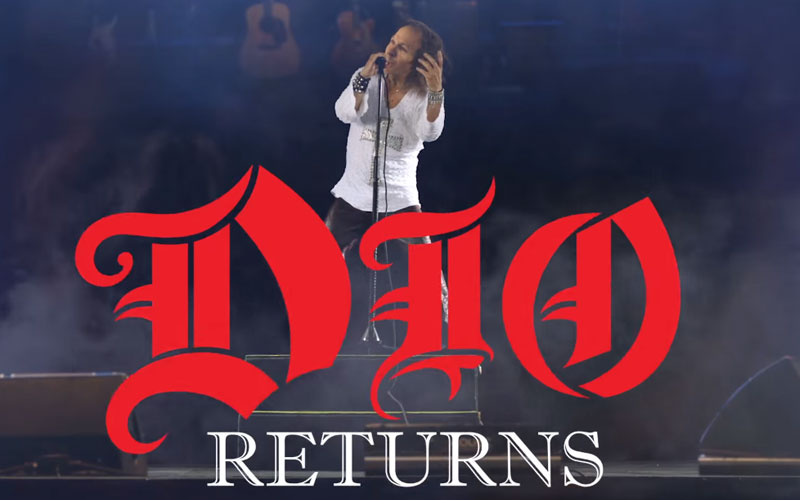 The 'Dio Returns' tour will kick off next month in Germany, and we have a  new preview of what fans can expect today. As we all know by now, this run  will ...