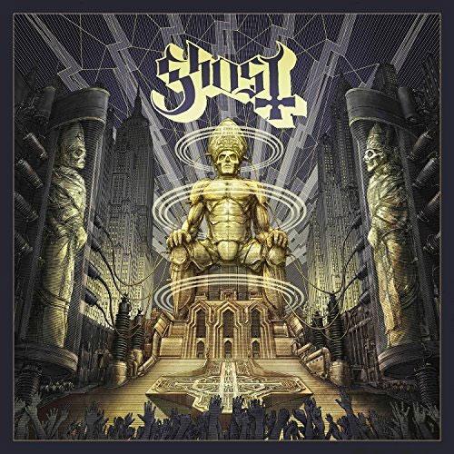 New ghost album in 2018 ghost cult magazine - Wallpaper 600x600 ...