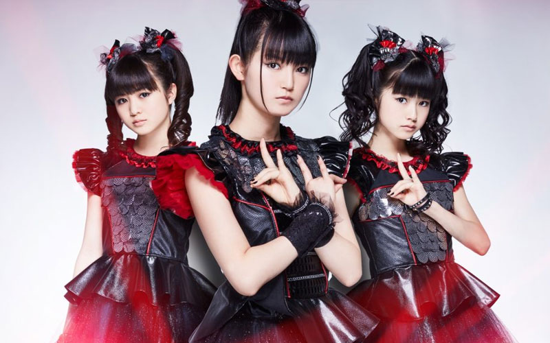 Babymetal Tour  Tickets