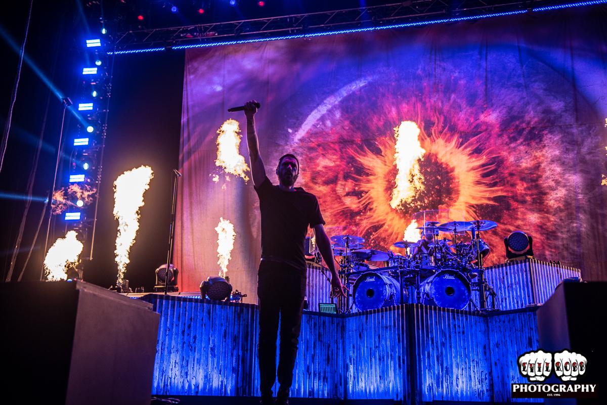 Breaking Benjamin New Album 2020.Korn And Breaking Benjamin Announce 2020 Co Headline Tour