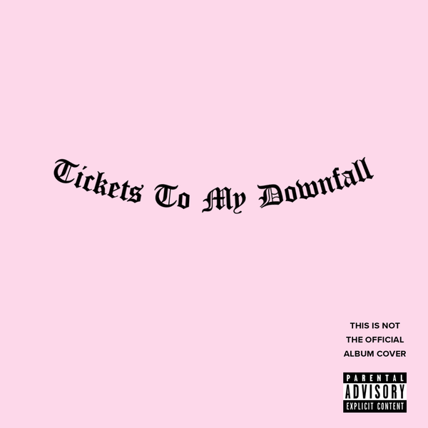 ALBUM REVIEW: Machine Gun Kelly - Tickets to My Downfall | Ghost Cult MagazineGhost Cult Magazine