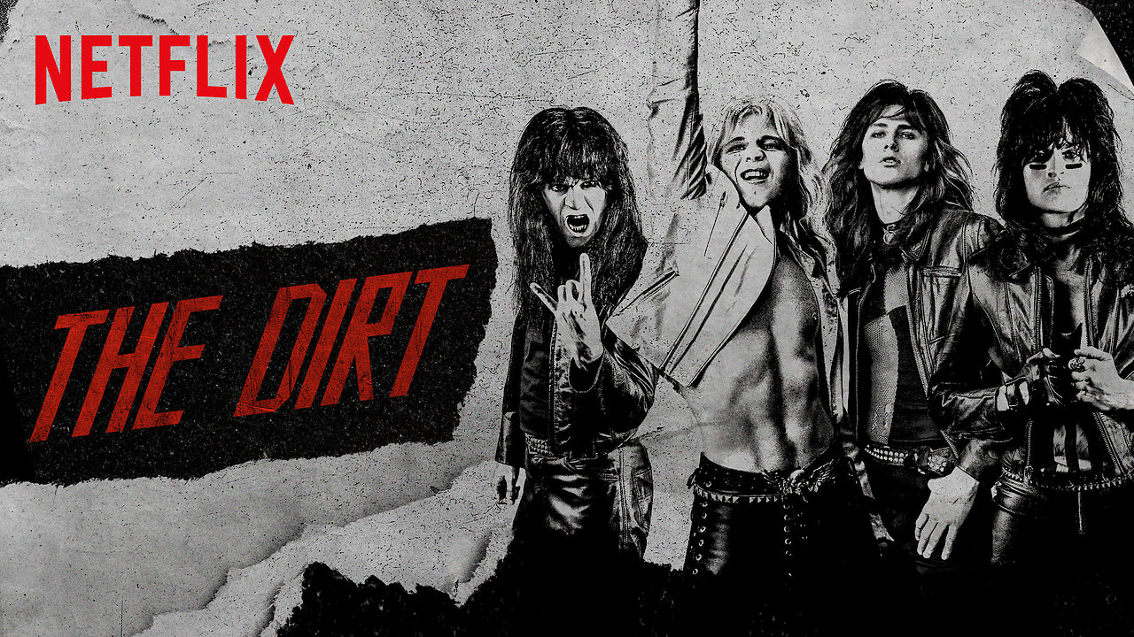 FILM REVIEW: Mötley Crüe - The Dirt by Jeff Tremaine | Ghost